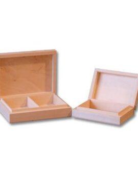 Κουτί για 2 τράπουλες 160 x 120 x 40 mm