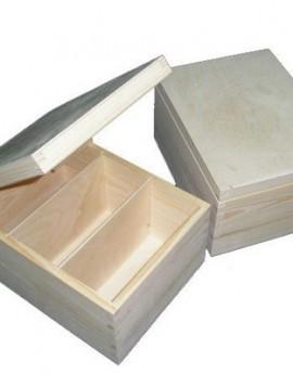 Κουτί για CD - 3 θέσεις 185 x 245 x 135 mm