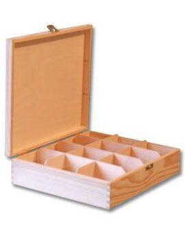 Κουτί με 12 χωρίσματα 29 x 24 x 75 cm