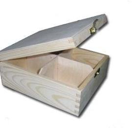 Κουτί με 4 χωρίσματα 150 x 175 x 75 mm