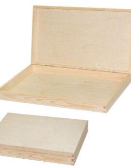 Κουτί στεφανοθήκη ,35x25xY5,5 cm