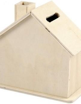 Σπιτάκι κουμπαράς 10,1x10x5,4 cm
