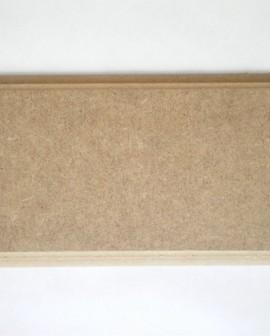 MDF επιφάνεια 9x23cm