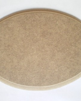 Mdf Large Oval 34x25cm