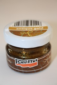 Πατίνα Antique Gold 20ml Pentart