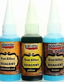 rust effect reagents