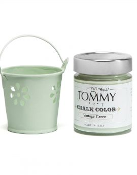 sh140720 CHALK BASED ACRYLIC PAINT 140ML VINTAGE GREEN
