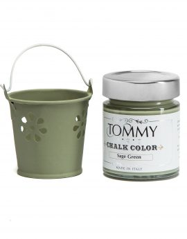 sh140770 CHALK BASED ACRYLIC PAINT 140ML SAGE GREEN