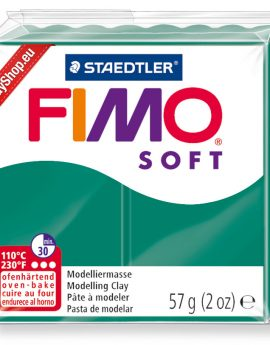 56-emerald-Color-Fimo-Soft-Polymer-Clay-57g