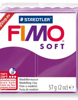 61-purple-Color-Fimo-Soft-Polymer-Clay-57g