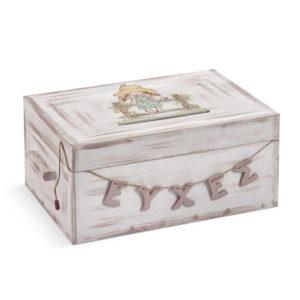 Ξύλινα Κουτιά Ευχών